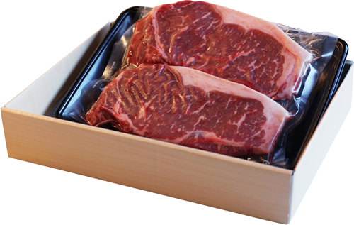 アンガス牛<アメリカ産>サーロインステーキ