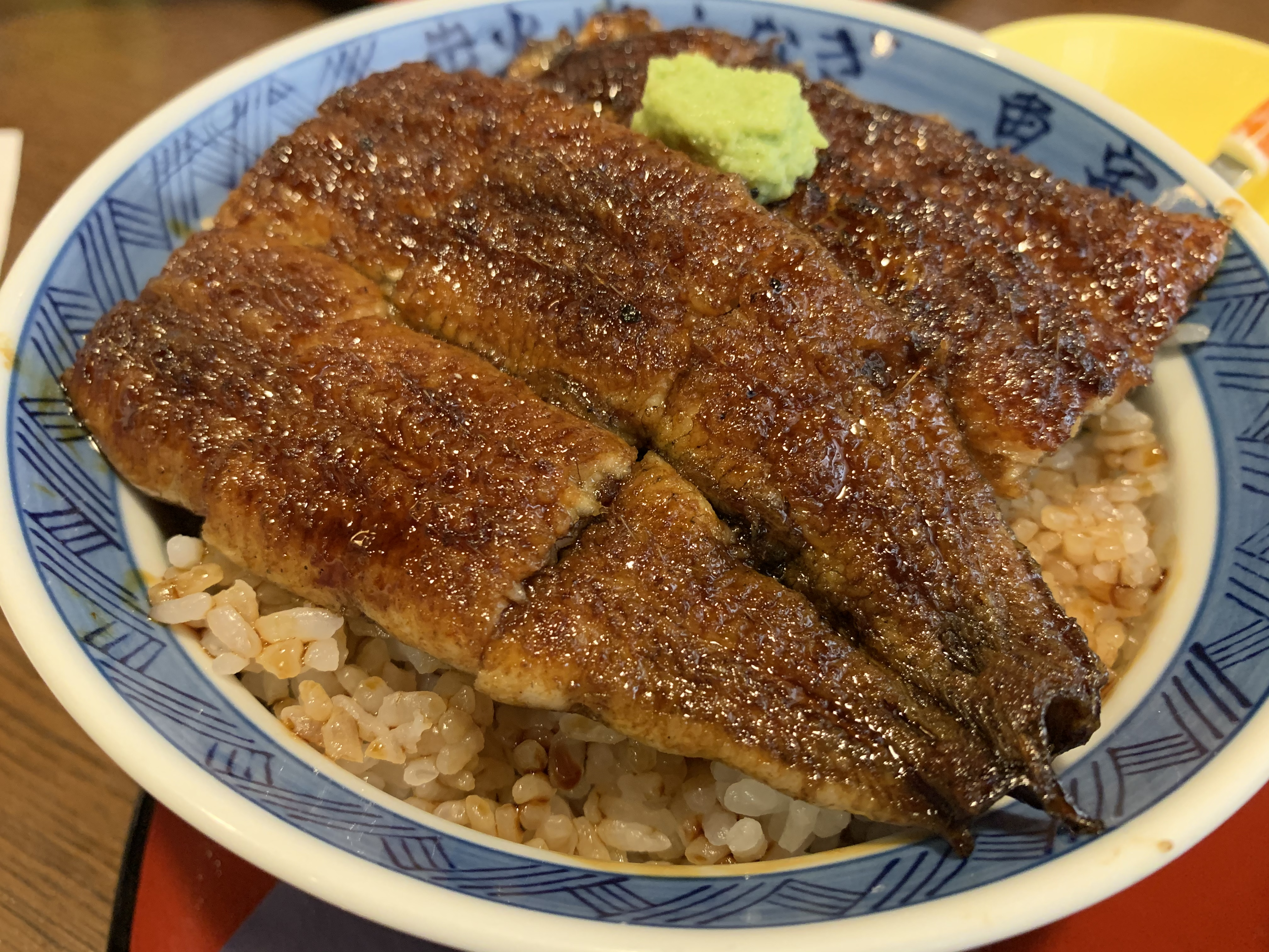 魚寅のうなぎ丼