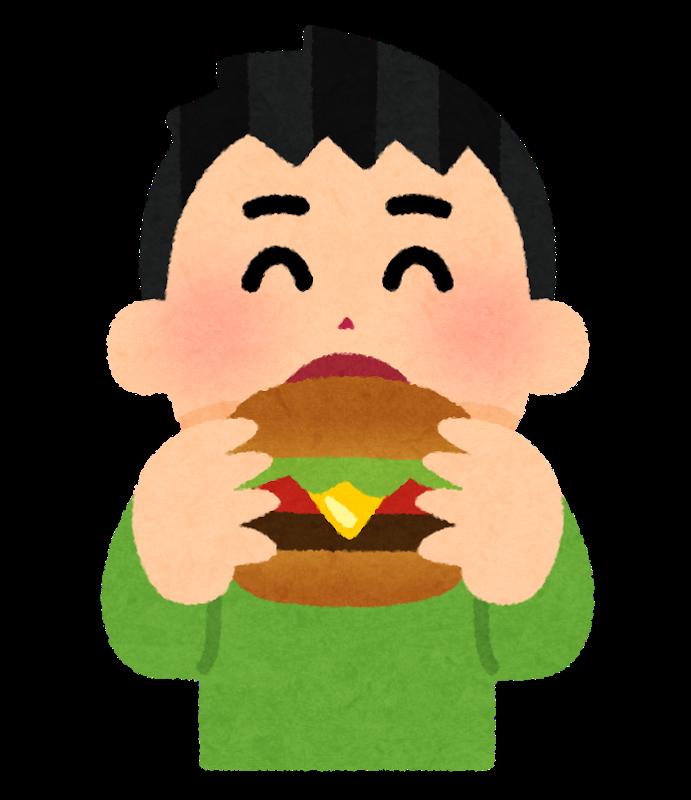 ハンバーガーが美味い