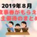 【2019年】8月権利確定-得する株主優待-食事(割引)券のまとめ一覧【おすすめ有】